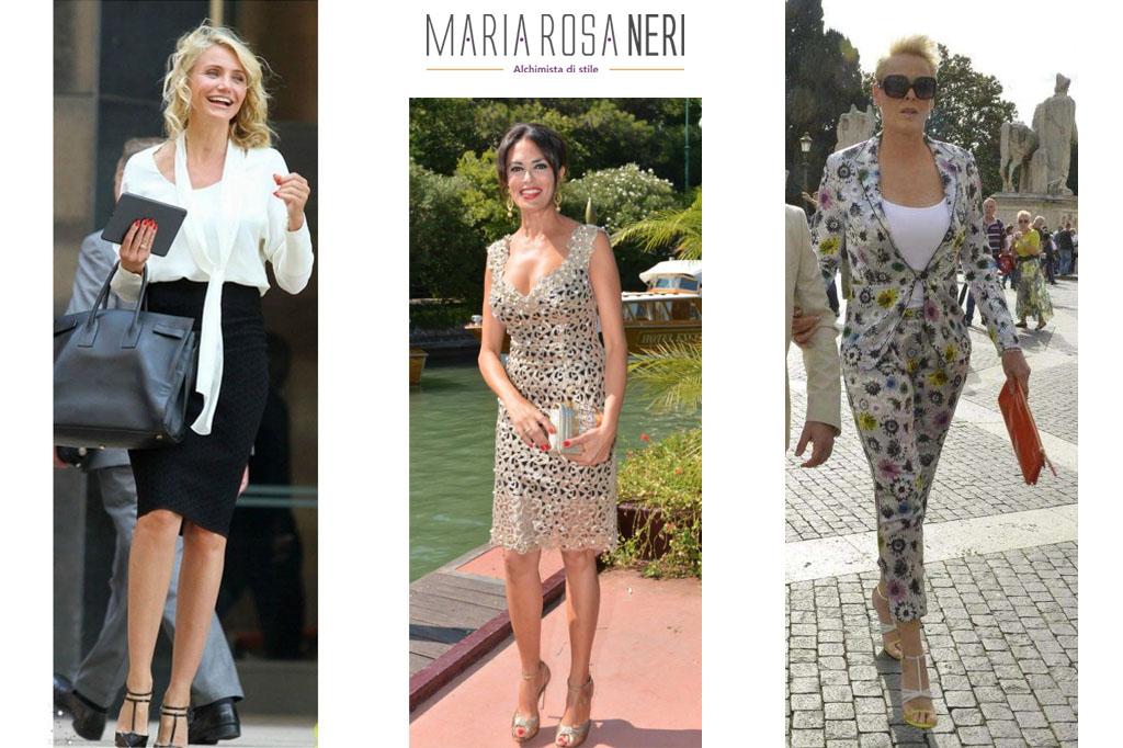 busto corto gambe lunghe www.mariarosaneri.it